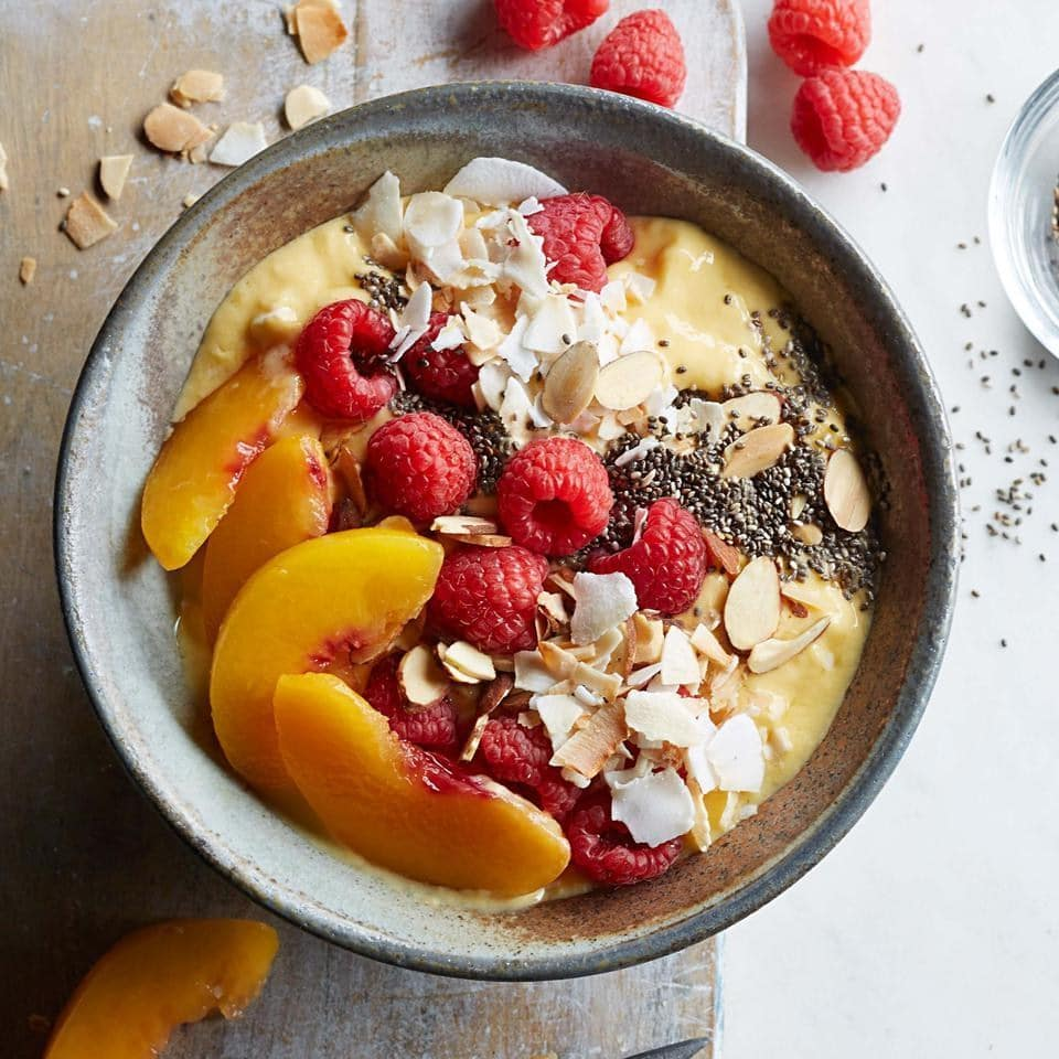 fruit smoothie healthy fruit bowl